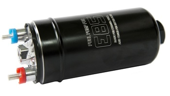 Fuel pump 340 black för E85